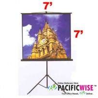 Tripod Screen (7'x7')