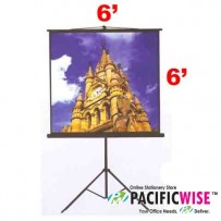 Tripod Screen (6'x6')