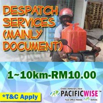 Despatch Services-Mainly Document (1~10km)