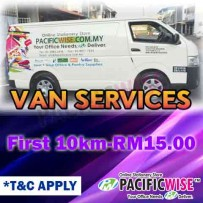 Van Delivery Services-(1~10km)