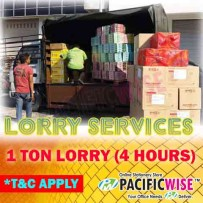 Lorry Delivery Services (1ton)-4hours