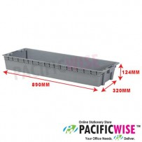 Stackable Industrial Tray (FIT 2072B)