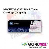 HP CE278A (78A) Black Toner Cartridge (Original)