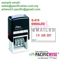 Shiny™ S-410 Self-Inking Dater EMAILED