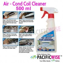 Kleenso Air Cond Coil Cleaner(500ml)