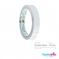 Apollo Double Sided Tape 18mm
