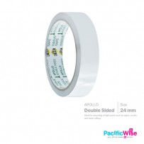 Apollo Double Sided Tape 24mm