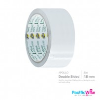 Apollo Double Sided Tape 48mm