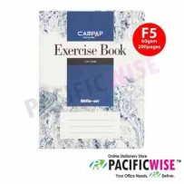 CAMPAP CW2504 Exercise Book single line (200 pages)