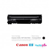 HP CE278A/CANON 328 TONER BLACK COMPATIBLE