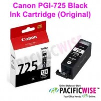 Canon PGI-725 Black Ink Cartridge (Original)