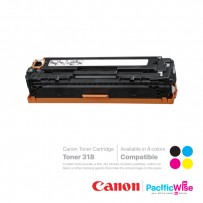 Canon Cartridge 318 (CMYK) Compatible