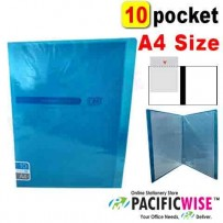 CBE BQ10 Clear Holder (10pocket)