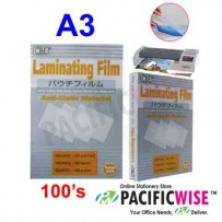 CBE Laminating Film A3