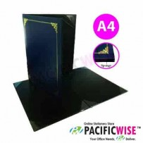 Certificate Holder CH8C-HS - Sponge & Hot Stamping