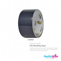 "CIC Binding Tape 72MM X 6YDS (3"")"