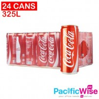 Coca-cola 325ml (24 cans)