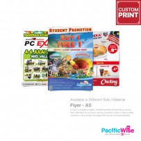 Customized Printing Flyer (A5)-80gsm Simili Paper