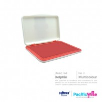 Dolphin Stamp Pad No. 3