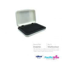 Dolphin Stamp Pad No. 4