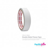 Double Sided Tissue Tape (24mm x 8yds)