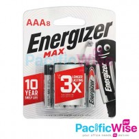 Energizer Battery AAA (8unit)