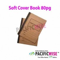 Soft Cover Book (80 Pages)