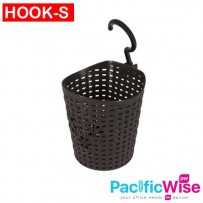 Felton Basket with Hook -S