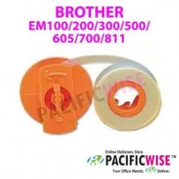 Fullmark Typewriter Correction Tape Brother EM100 / 200 / 300 / 500 / 605 / 700 / 811 / GP 143 / 145