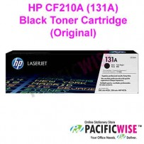 HP CF210A (131A) Black Toner Cartridge (Original)