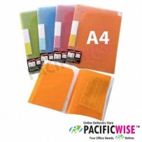Kokuyo W-P3-PB002-TT Pocket Book (4 Pockets)