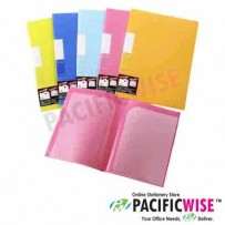Kokuyo W-P3-PB001 Pocket Book (6 Pockets)