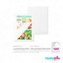 Laminating Film (54 mm x 86 mm x 150 U)