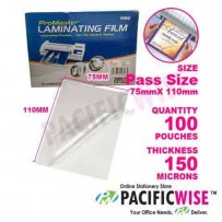 Laminating Film Passport (75 mm x 110 mm x 150 U)