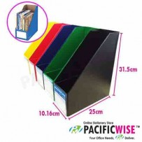 "East File Magazine Box PVC (4"")"