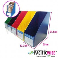 "East File Magazine Box PVC (5"")"