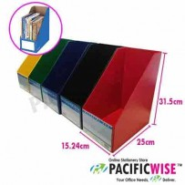 "East File Magazine Box PVC (6"")"