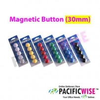 CBE MAGNETIC BUTTON (30MM) Medium