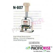 Max Numbering Machine 807