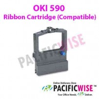 OKI 590 Ribbon Cartridge (Compatible)