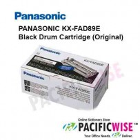 PANASONIC KX-FAD89E Black Drum Cartridge (Original)