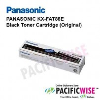 PANASONIC KX-FAT88E Black Toner Cartridge (Original)