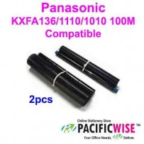 Panasonic KXFA136 / 1110 / 1010 (Compatible) 2's