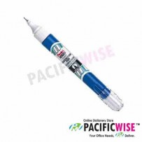 PENTEL CORRECTION PEN 7ML FINE POINT