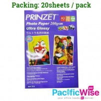 Prinzet Photo Paper A4 200gsm Ultra Glossy