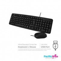 Keyboard + Mouse (2 in 1 Set)
