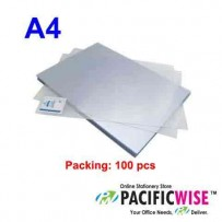 PVC Rigit Sheet A4