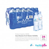 Sea Master R.O Water (24's x 500ml)