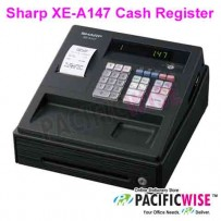 Sharp XE-A147 Cash Register