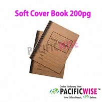 Soft Cover Book (200 Pages)